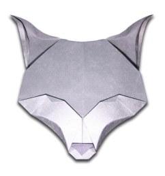 fox evan zodl designed and folded november 2010 origami fox body easy origami fox diagram [ 1024 x 954 Pixel ]