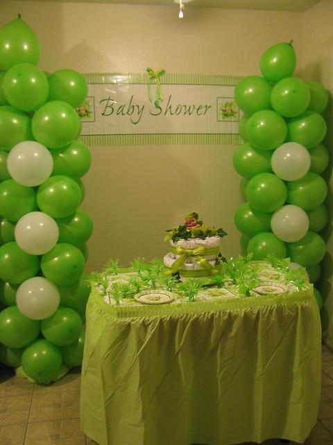 Diy Baby Shower Chair