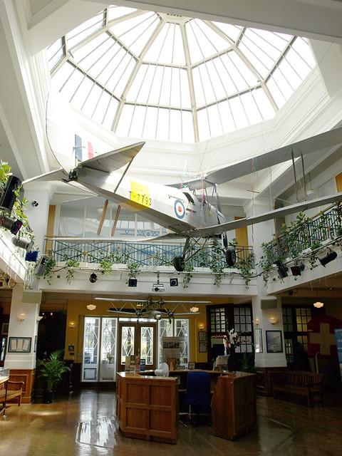 Croydon airport interior today  Gordon Haws  Flickr