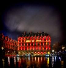 Hotel Du Louvre In Paris France
