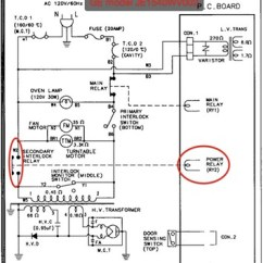 Ge Microwave Wiring Diagram For Refrigerator Schematic | More Help, Go To Www.fixitnow.c… Flickr