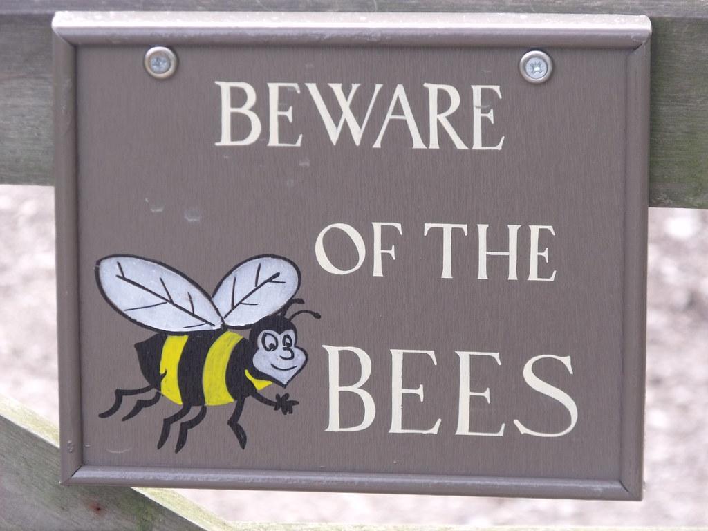 The FerrersWalker Memorial Kitchen Garden  Beware of the