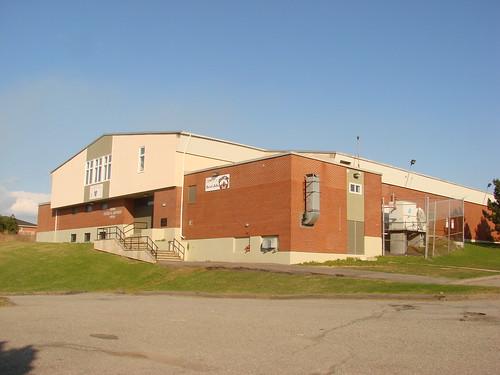 Peter G Murray Arena  The Peter G Murray Arena in Saint