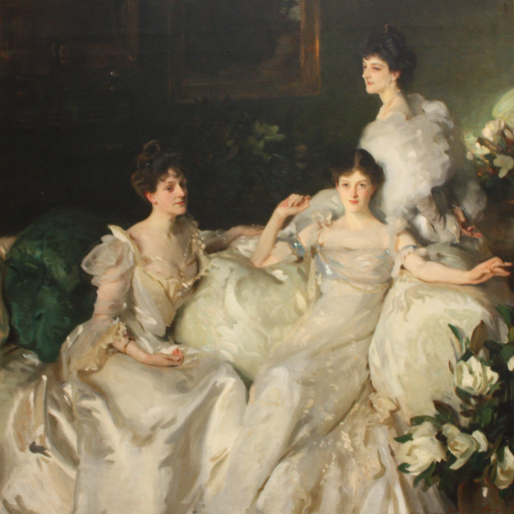 The Wyndham Sisters Lady Elcho Mrs Adeane Mrs Tennent