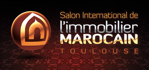 Logo du Salon International de lImmobilier Marocain de To  Flickr