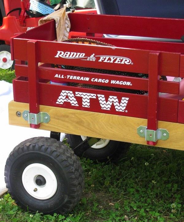 Radio Flyer - Atw. Terrain Cargo Wagon Carry