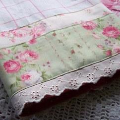 Kitchen Deco Storage Shelves Decorative Towels Enhance Any Shabby Chic Kitchen.   Flickr