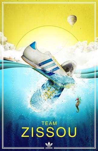 Team Zissou Adidas Shoes Sale