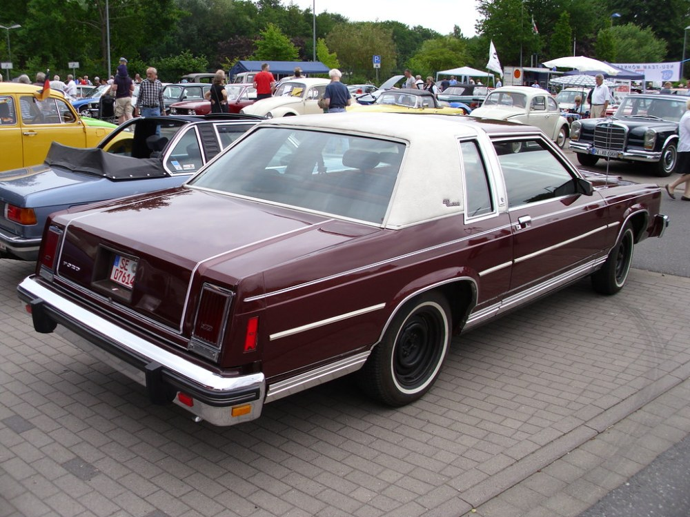 medium resolution of  ford ltd crown victoria 1980 82 2 by zappadong