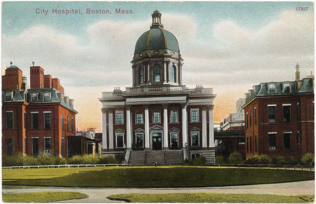 City Hospital Boston Mass Front File Name 10 07