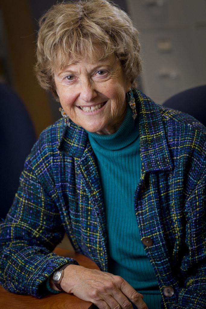 Dr Merle Mishel UNC Chapel Hill School of Nursing  Flickr