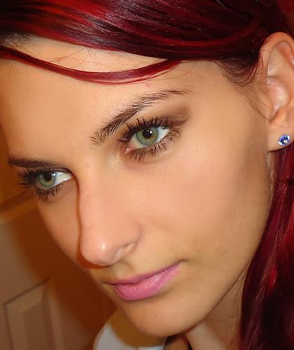 Make Green Eyes Pop Green Eye Makeup Soft Browns Black