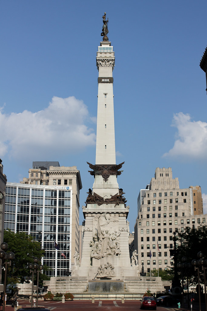 Indiana Soldiers and Sailors Monument  Dave and Emilys wed  Flickr