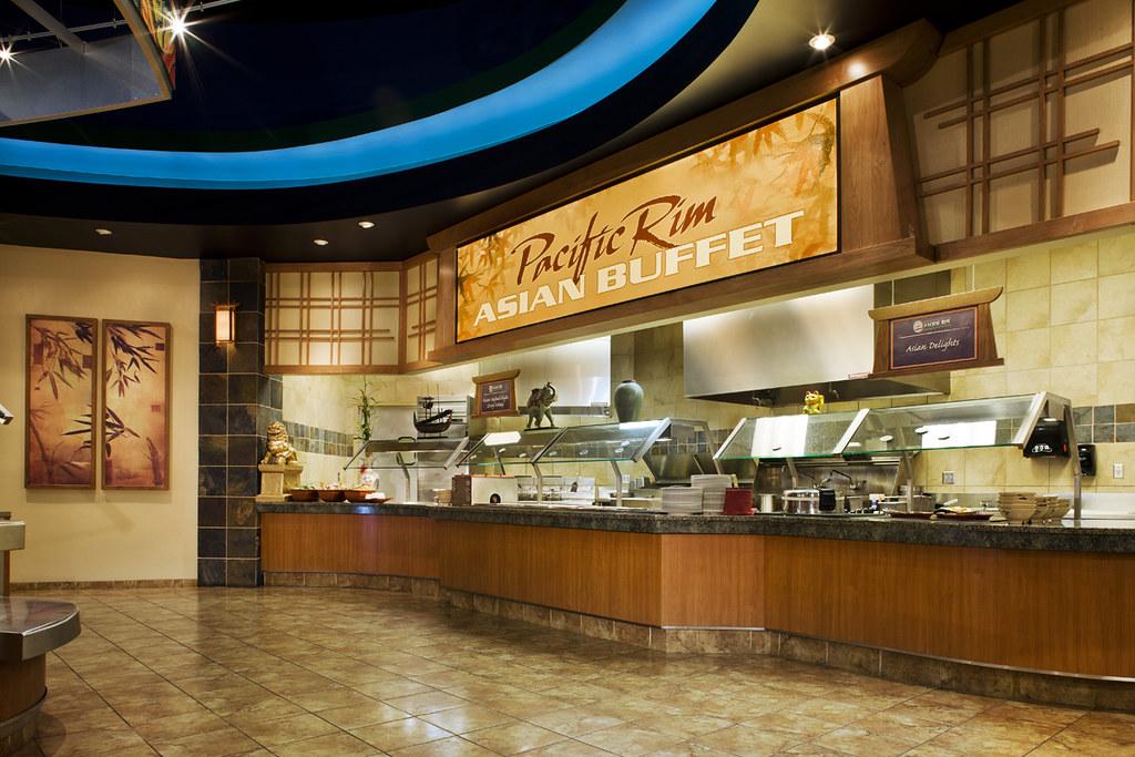 Asian Buffet  Casino Buffet Design  Asian Restaurant  C