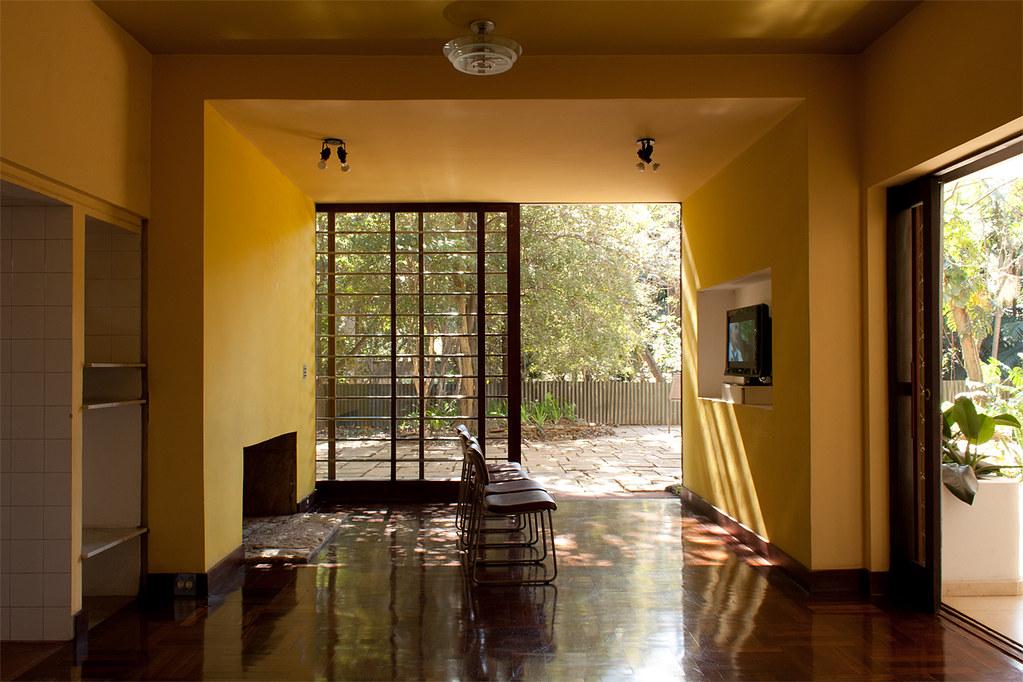 Casa Modernista  A Casa Modernista da Rua Santa Cruz de