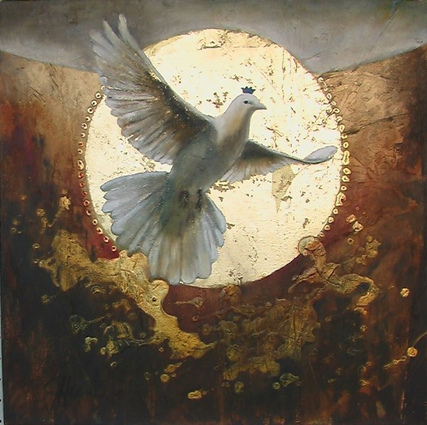 Joy Heyneke - Dove Used Symbol