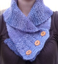 Free Collared Cowl Pattern | all free crochet pattern book ...