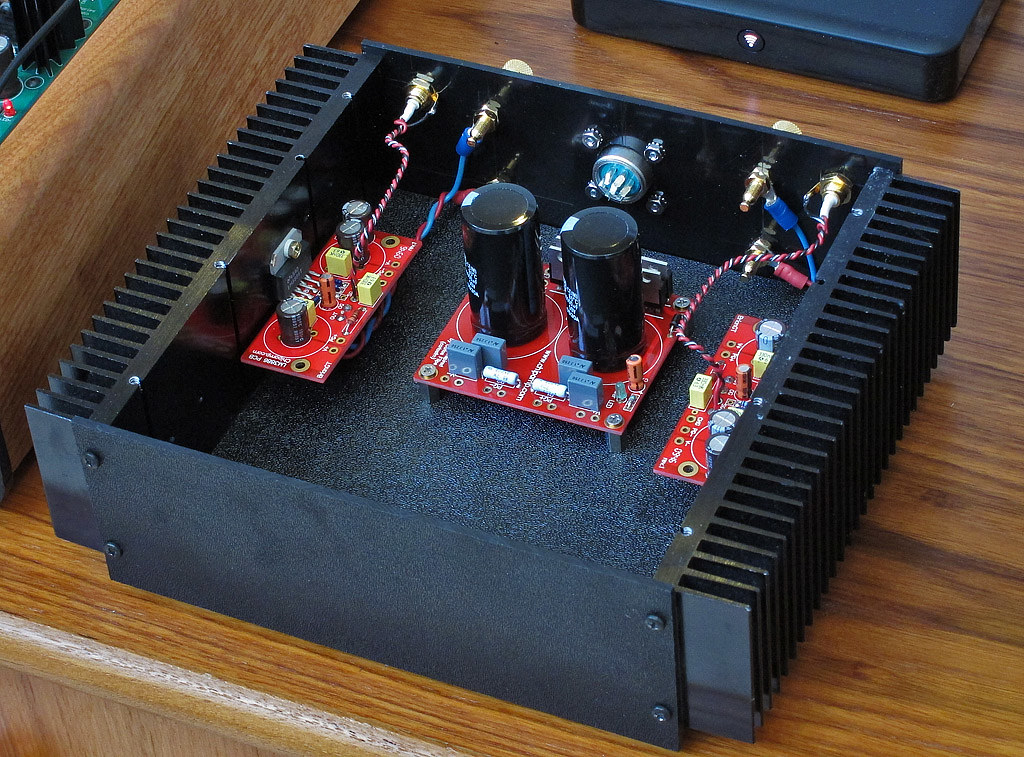 How To Build Video Amplifier 1