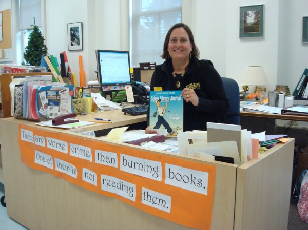School Library Journal Reviews Mrs Toumayan our