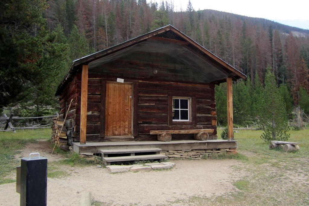 Colorado  Rocky Mountain National Park Holzwarth Histori