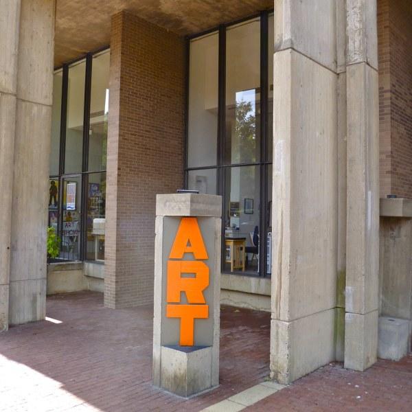 Art Gallery Signage