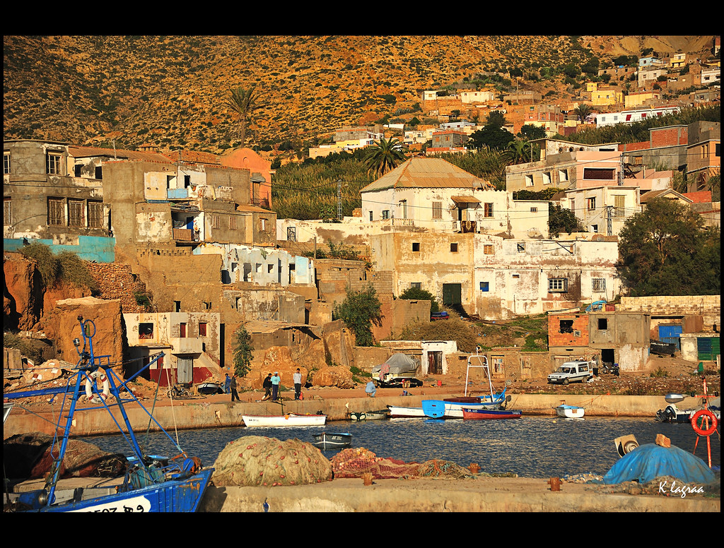 Kristel  Great fishermans village in algeria at the east o  Flickr