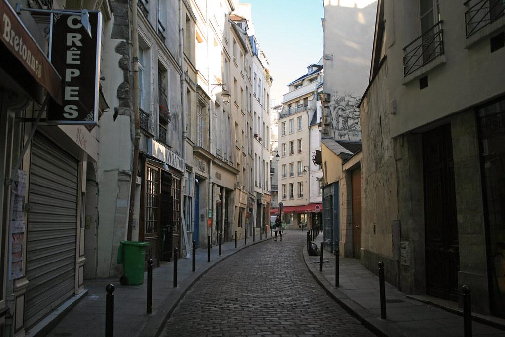 Rue Galande  Paris France  Rue Galande 01092010 08h50   Flickr