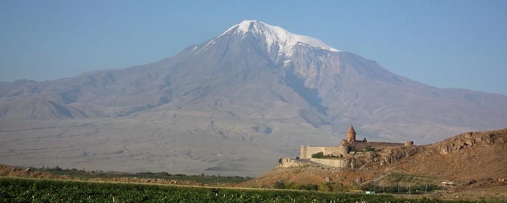 Monasterio Khor Virap Ararat Armenia 02