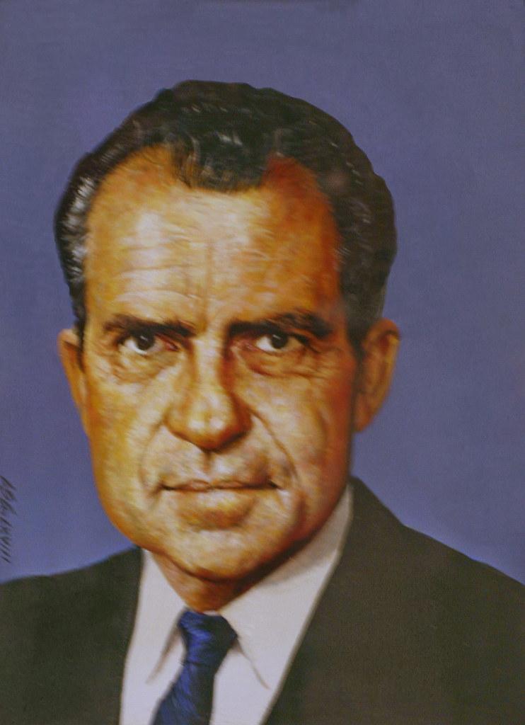 Richard Nixon Time cover November 15 1968  Richard