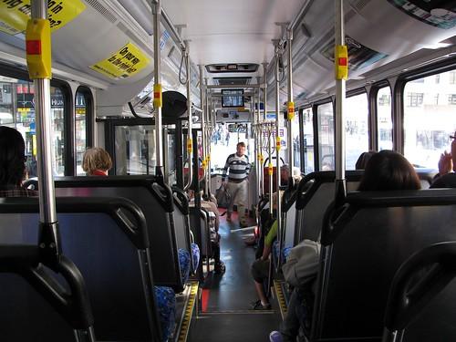 Interior Volvo B12BLE Euro 5 Sydney Bus Sydney NSW  Flickr