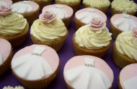 Bridal Shower Cupcakes | Farida El Zayat | Flickr