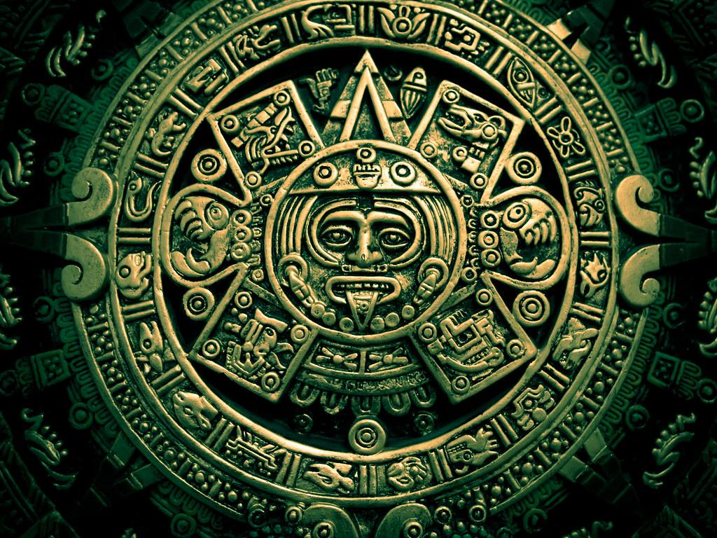 Aztec Mayan Calendar