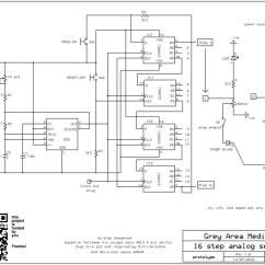 Free Wiring Diagrams 1998 Subaru Impreza Diagram 16 Step Sequencer Schematic   Circuit Sche… Flickr