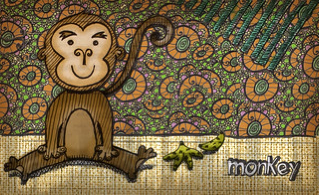 < lost in translation anecdotes about monkeys >