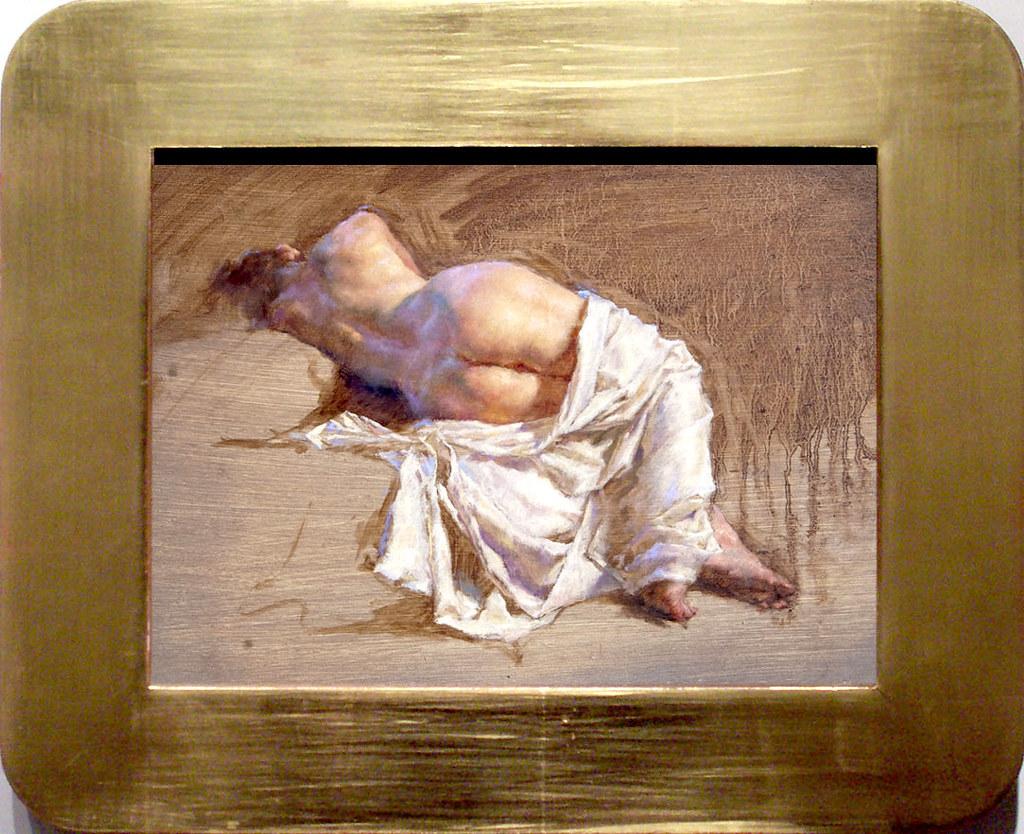 Robert Liberace Sleeping Maenad  Robert Liberace
