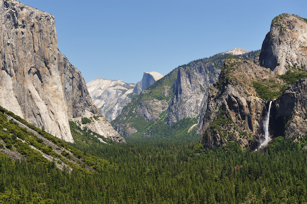 View from Inspiration Point  Yosemite National Park  Flickr