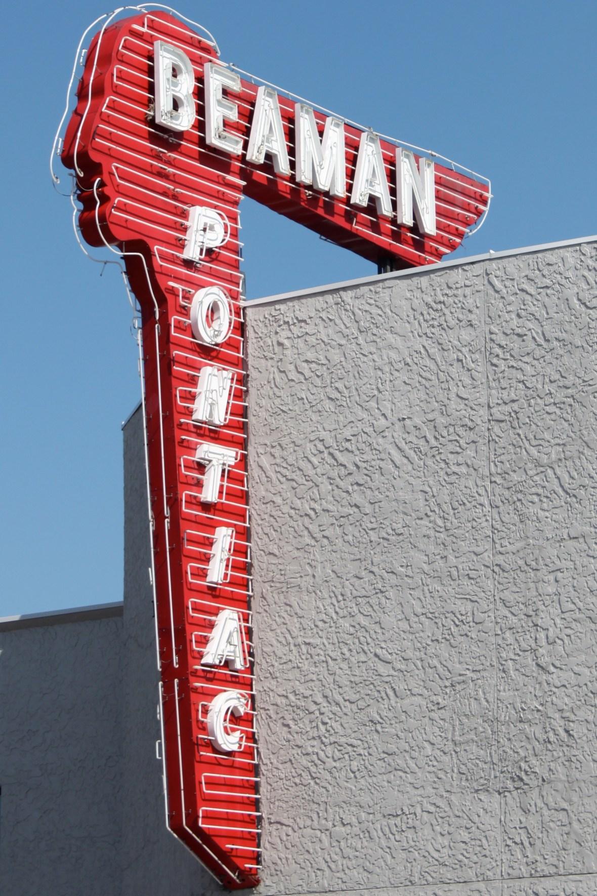 Beaman Pontiac - Nashville, Tennessee U.S.A. - August 1, 2010