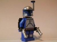 Custom Lego Jango Fett Minifig | Tyler Thompson | Flickr