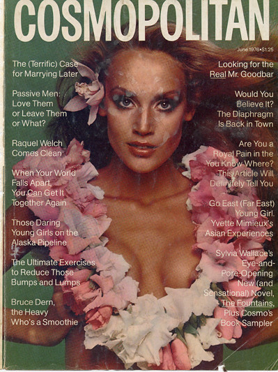 Exposed Nipple on Cosmopolitan Magazine cover from 1976  Flickr