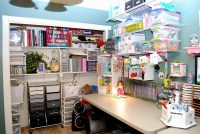 My Craft Room 1   Here is the left side of my room. See ...