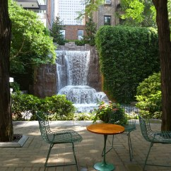 Table And 6 Chairs Posture Swivel Chair & Chairs, Greenacre Park, Nyc | From Project For Publi… Flickr