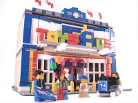 Lego Toys R Us Modular | I don't wanna grow up...I'm ...