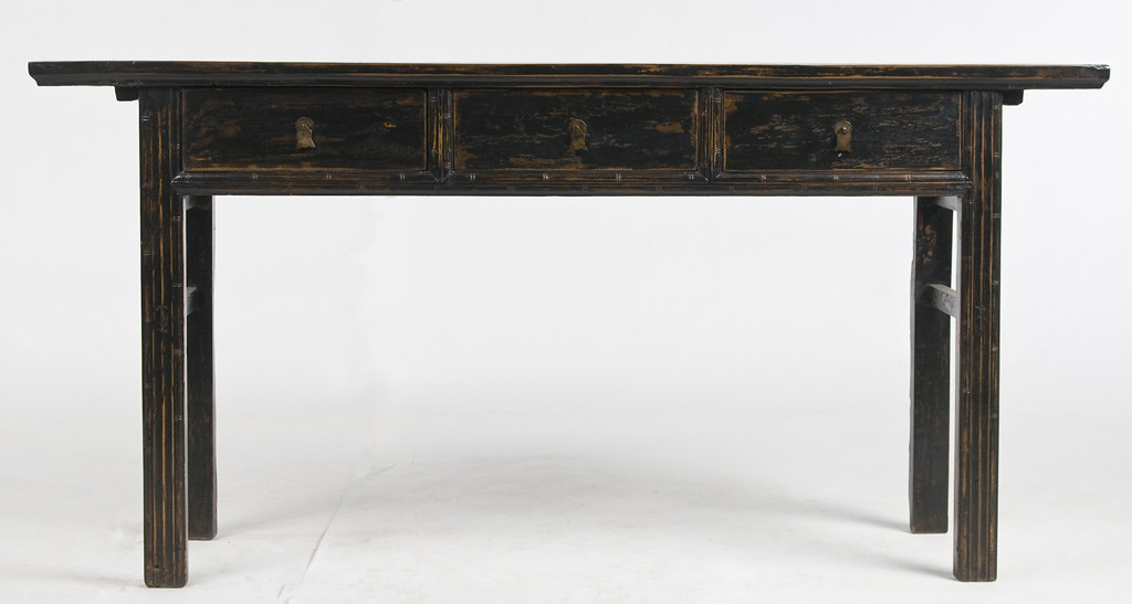 black and white sofa upholstered cn1028y-chinese-antique-console-table | chinese antique ...