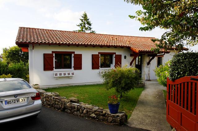 Maison Basque Typique  Flickr  Photo Sharing