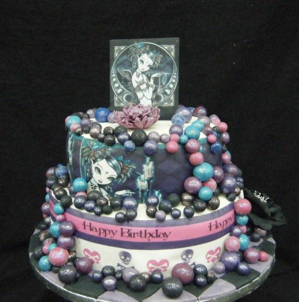 15 Year Olds Birthday Cake Love