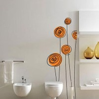 Flowers - Vinyl Wall Art Decals | www.etsy.com/listing ...