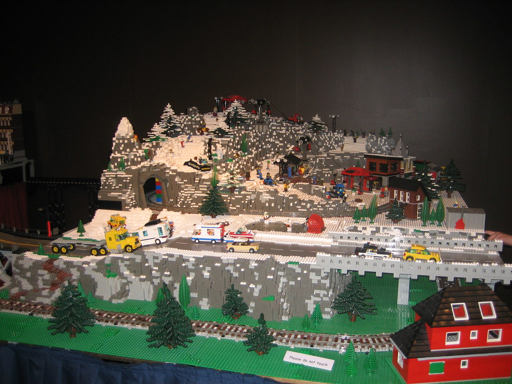 Image Result For Build A Mountain