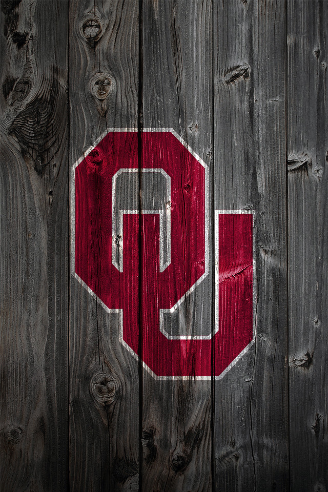 Iphone 4 Wallpaper Resolution Oklahoma Sooners Wood Iphone 4 Background Oklahoma