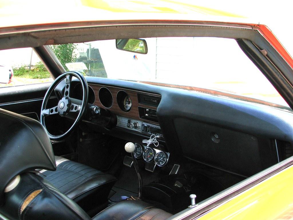 1970 Pontiac Gto Dash