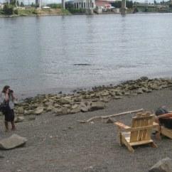 Adirondack Chairs Portland Oregon Nursing Rocking Repurposed Goods Pallet In O Flickr By Sheltondavis